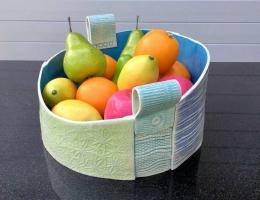 (H6) Fruit bowl - the blues