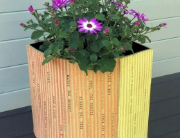 (GP4) garden planter