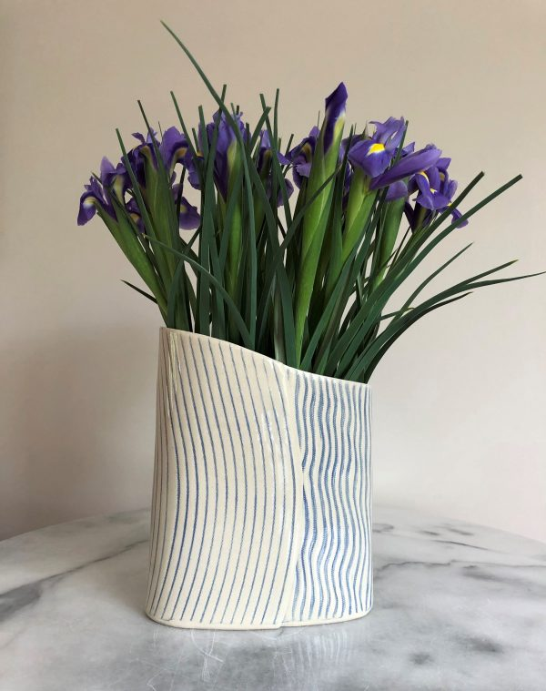 SHC9 - Brancaster vase 5 - 25cms tall - £90 - view 1