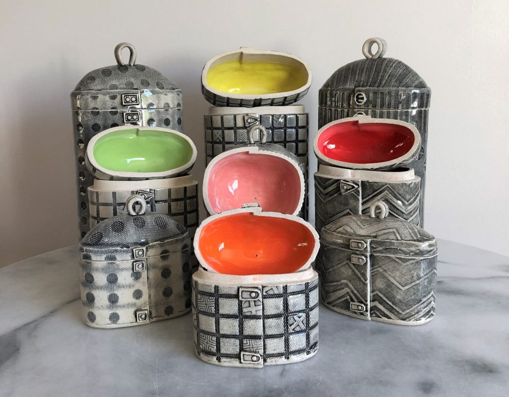 MH6 - collection of canisters1